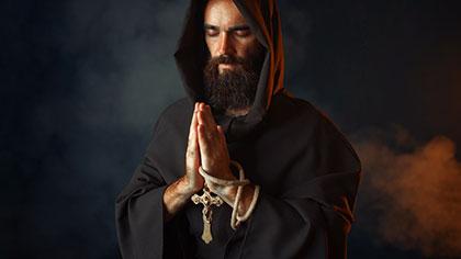 Religion Cross & Bible Footage