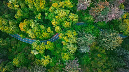 The Amazing Aerial Nature Footage