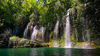 Nature Beaches, Coasts and Waterfalls Videos