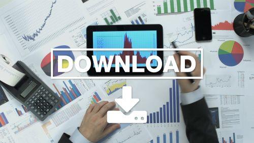 Analyzing finance data A & B