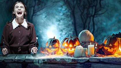 Holidays Darkness of Halloween Videos
