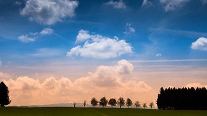 Nature Clouds & Landscapes Videos