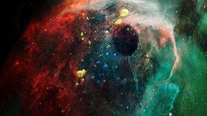 Nebula Backgrounds Videos