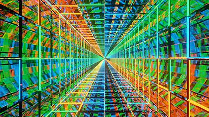 Backgrounds Neon Loop Videos