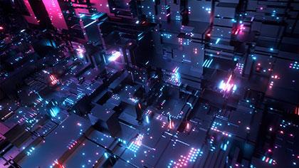 Backgrounds Digital Circuit Videos