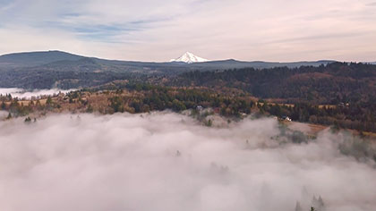 Nature Above the Clouds Videos